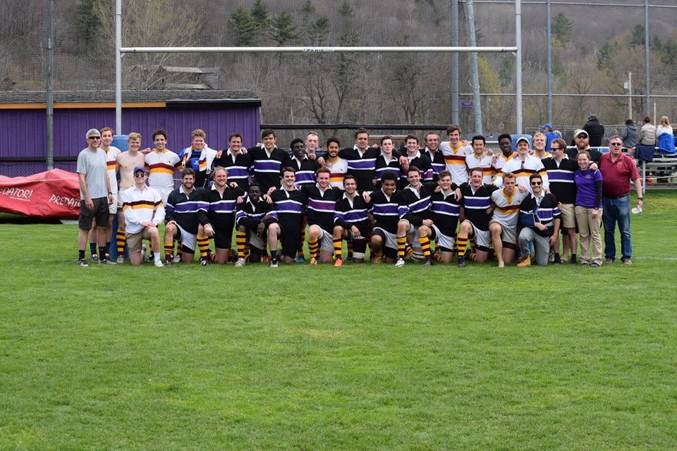 WILLIAMS COLLEGE RUGBY FOOTBALL CLUB